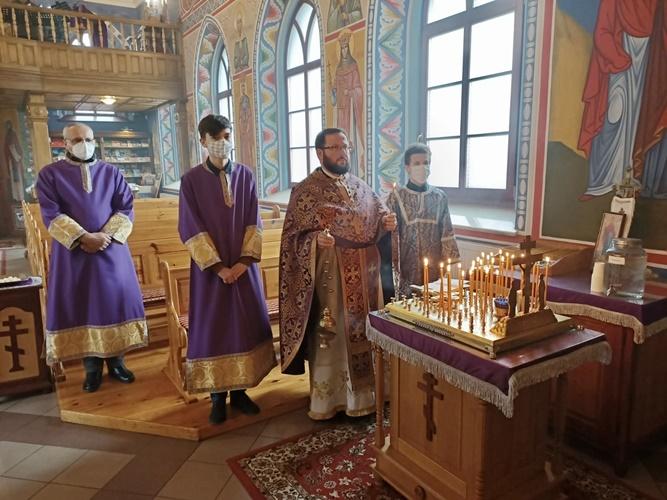 Czwarta rocznica śmierci śp. Jego Ekscelencji, Arcybiskupa Jeremiasza.